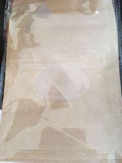 Ziplock packaging