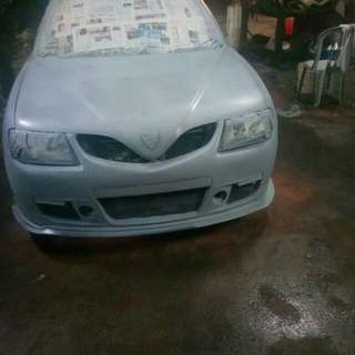 OFFER CAT KERETA  .COLOR A TO Z CAR