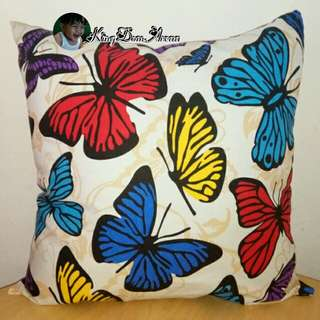 Bantal Sofa + Cover 40cm x 40cm NEW