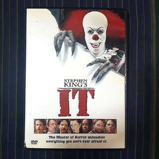Stephen King's IT (1990) DVD Original Classic