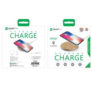 Amazingthing supreme wireless charger pad (Local 1year Warranty