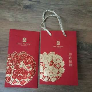 BN Pan Pacific Red Packet(8 pcs per pack)