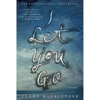 I Let You Go (Clare Mackintosh)