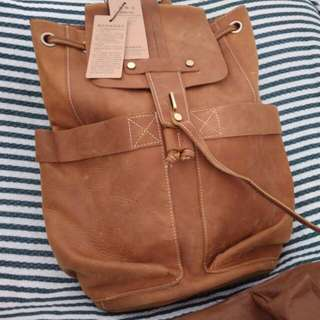 Tas kulit unisex original leather
