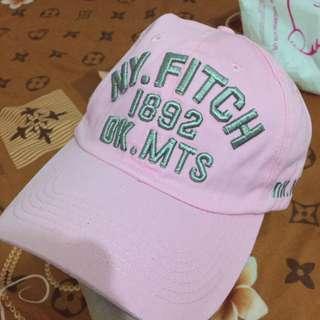 Topi NY pink