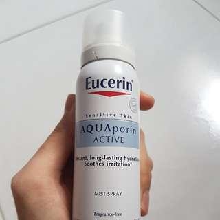Eucerin Sensetive Skin Aqua porin active