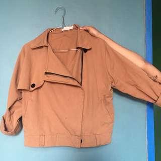 J.rep jacket (brown)