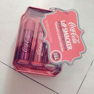 Lip Smacker ( Coca -Cola Edition)