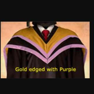 Ntu convocation gown