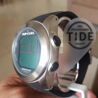 Brand new tide and surf watch
