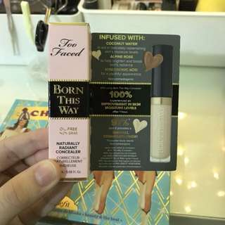 too faced born this way mini concealer