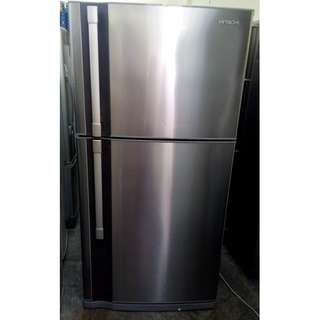FRIDGE DOUBLE DOOR HITACHI 550 LITER