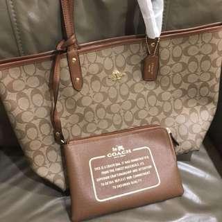 Coach Tote Bag Original Coach women handbag sling bag Shoulder bag