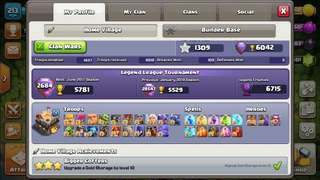 Coc th 11 max all heroes full