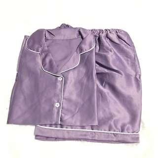 Lavendee short pants satin