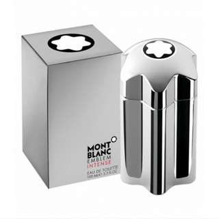 Mont Blanc Emblem intense and emblems