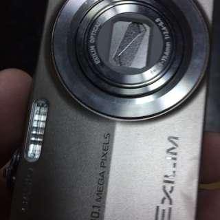 數位 傻瓜相機 美品 Panasonic 1000萬相素