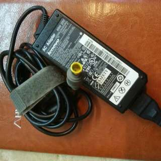 AC ADAPTER Lenovo Laptop Charger (65W 20V)