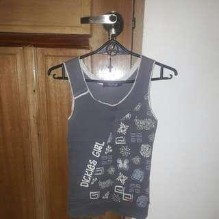Dickies blouse