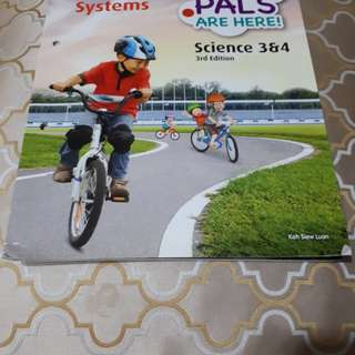 Science P3&4~SYSTEMS~Textbook