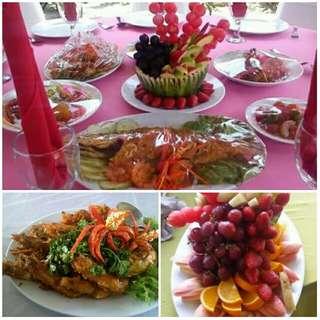 Makanan Pengantin dan VIP