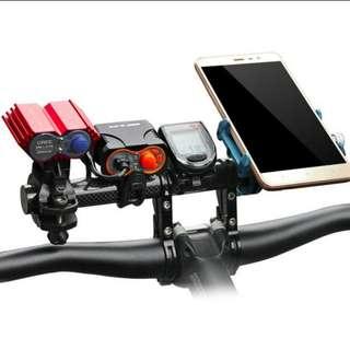MTB bike handlebar Extender