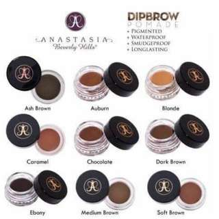 Anastasia Beverly Hills Dipbrow Pomade (inspired)