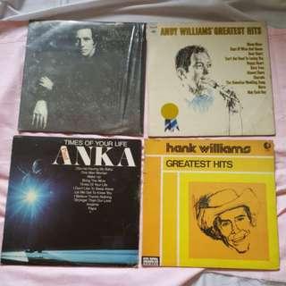 Vintage vinyl L.p.