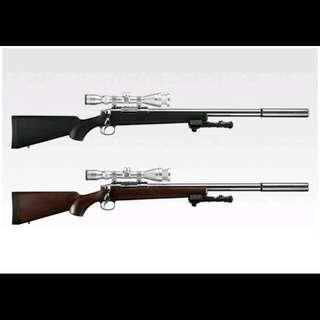 徵收MARUI馬記vsr-10要銀色槍管,歡迎帶圖報價!