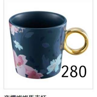 星巴克限量版咖啡杯