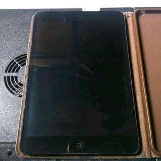 Ipad Mini 1 + Cellular 4G LTE 16GB Black