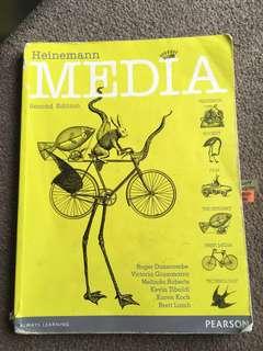 Year 11 & 12 Media Textbook