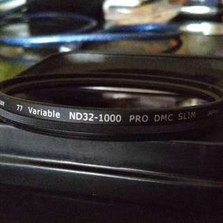 Daisee Variable ND 32-1000 Pro DCM Slim