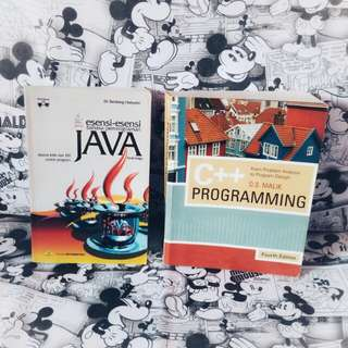 buku IT java dan programming