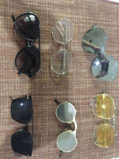 Mixed brand sunglasses 02
