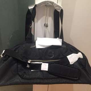 Y3 travel bag