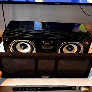 Db Dynamics Centre Speaker