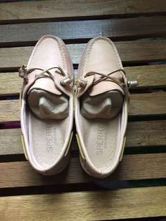 Rosegold Sperry Women