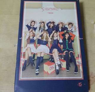 [Readystock] Twice Notebook