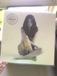 Selena Gomez Vinyl