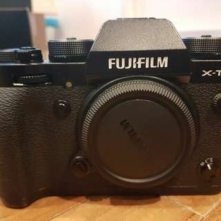 Fujifilm X-T2 body (Super-Mint)