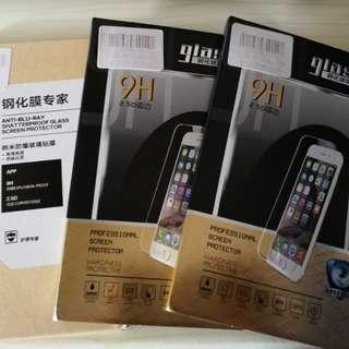 Samsung S6 edge 鋼化玻璃膜 $20張