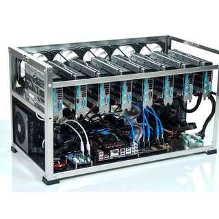Mining 6x GTX1070 Nvidia