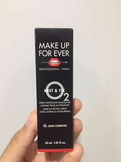 Make Up Forever Setting Spray
