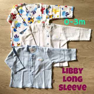0-3m Libby Long Sleeve Top infant clothes