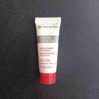 Yves Rocher Serum Vegetal Wrinkles & Firmness Plumping Care 10ml