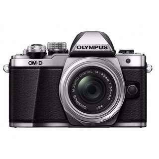 BN Olympus OM-D E-M10 M2 dual lens Kit