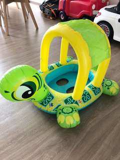 Baby / Toddler Swimming Float with shelter