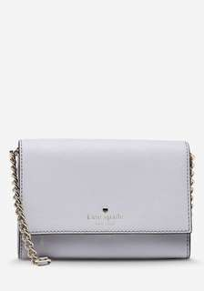 (authentic) Kate Spade Crossbody in Stone Ice