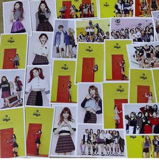 [Readystock] Twice LOMOCARD